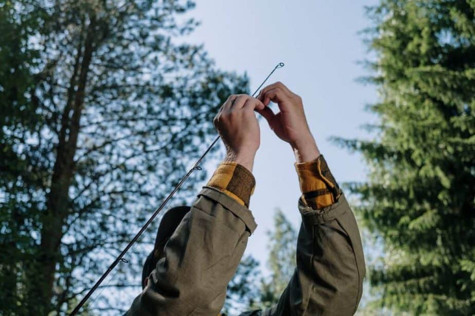 How to Line a Fishing Pole perfectly for Dummies