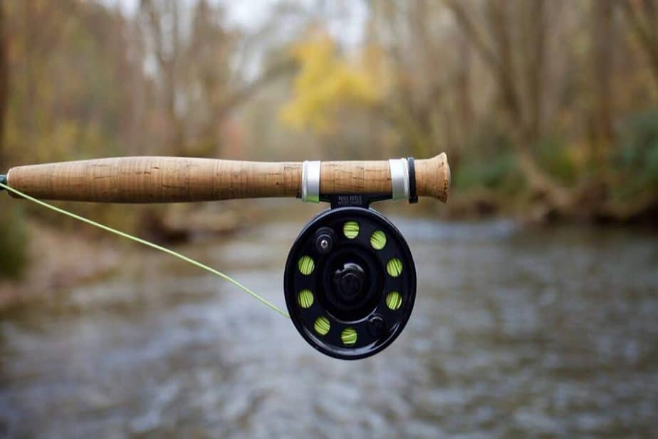 Fly rod Weight