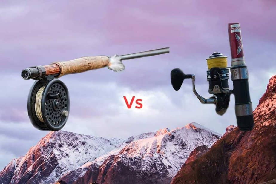 Fly Rod or Spinning Rod