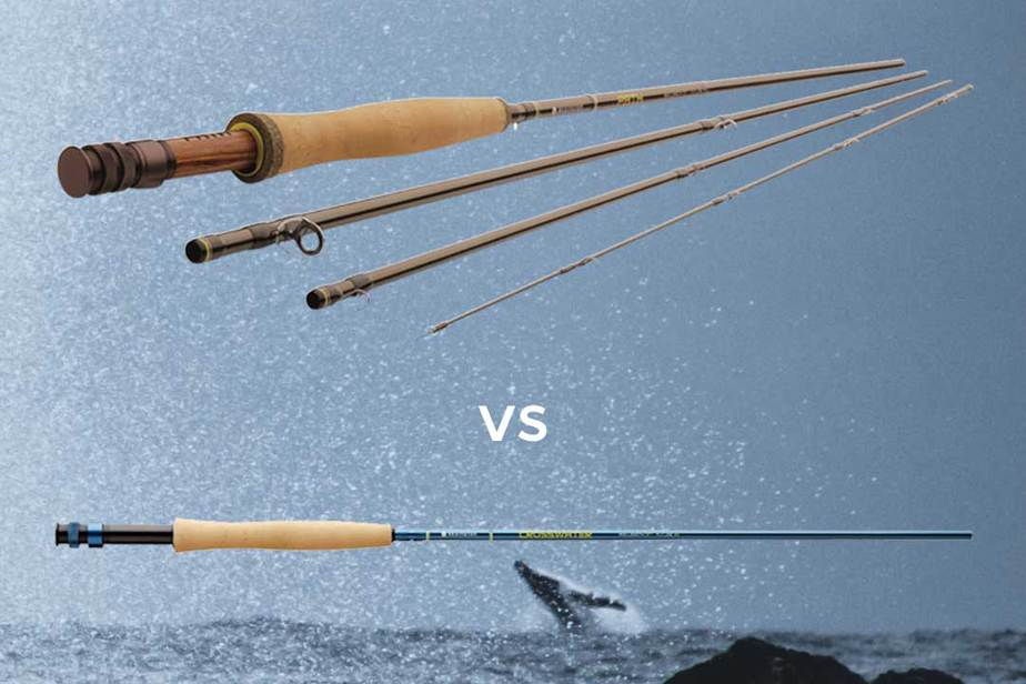 Redington Path vs Crosswater Fly Rod