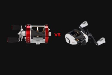 Low Profile Vs Round Baitcaster – What's the Differences