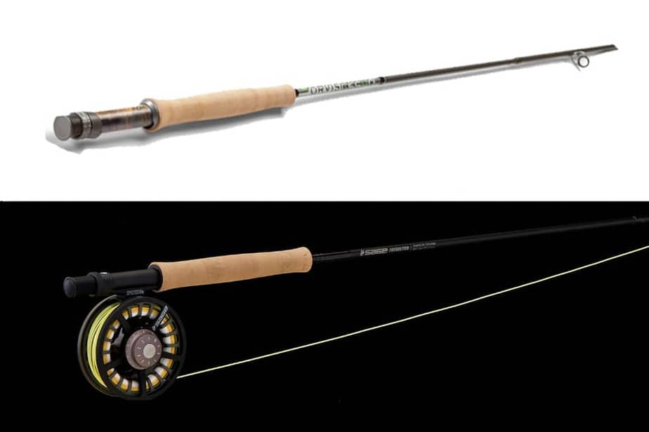 Sage Foundation vs Orvis Fly Rod