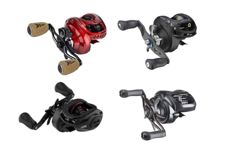 Good Flipping and Pitching Reels