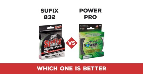 Sufix 832 vs Power Pro : Which One is Better